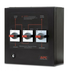 Service Bypass Panels   Total Power Solutions