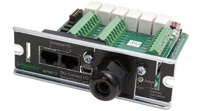 Dry Contact I/O Smart-slot Card | Total Power Solutions