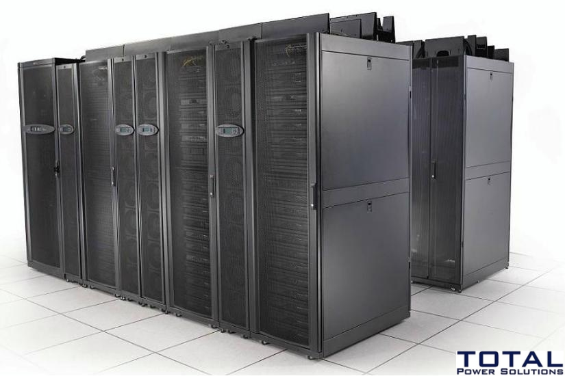 In Row Cooling Units Data Centre Cooling Tps