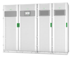 Galaxy VX UPS from TPS and Schneider Electric