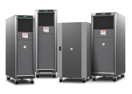 Mge Galaxy 300 Ups System Total Power Solutions